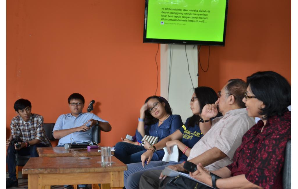 NGULIG (Ngobrol Lintas Generasi): Anak Muda dan Pengendalian Tembakau