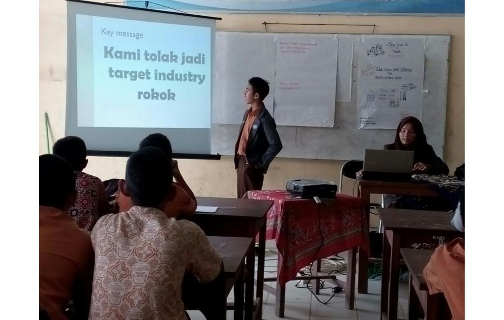 EKSPEDISI KAPSUL WAKTU FCTC di Mentawai