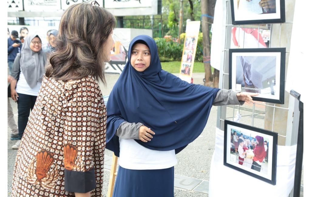 Aksi 10 Mei FCTC untuk Indonesia, Tekad Anak Muda Akhiri Hegemoni Industri Rokok