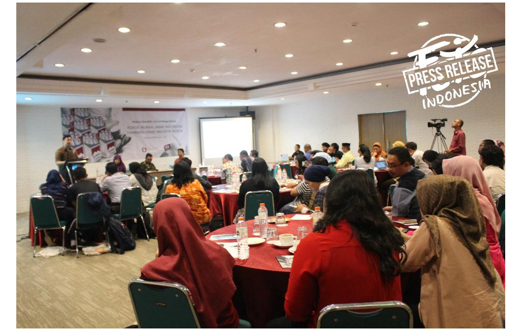 Rokok Murah, Anak Indonesia Tambang Emas Industri Rokok