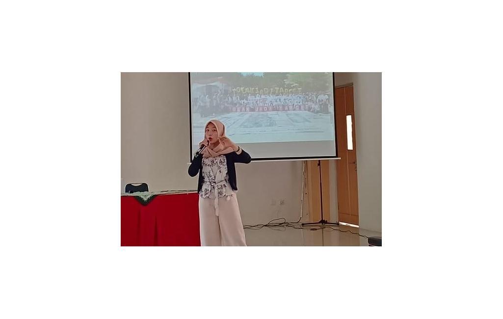 Edukasi Kampanye #pilihbicara di Padang