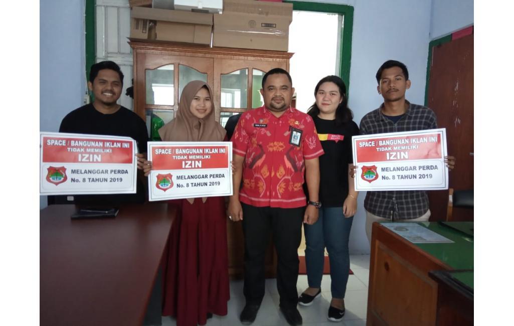 Advokasi Perbup Banggai tentang Pelarangan Iklan Rokok dan Perda Kawasan Tanpa Rokok