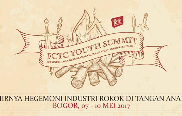 Daftar Peserta FCTC Youth Summit 2017