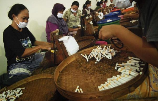 Indonesia Incaran Produsen Rokok Multinasional