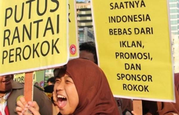 Memerdekakan Indonesia dari Asap Rokok