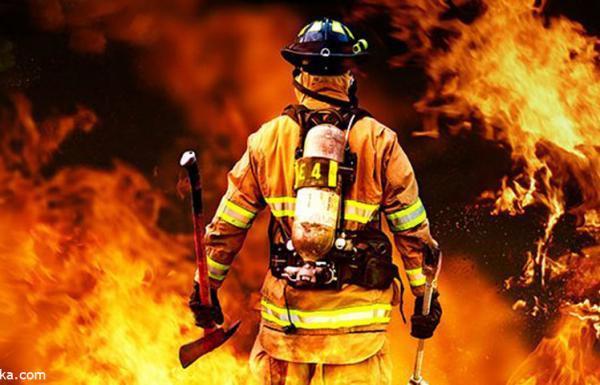 Kebakaran yang tewaskan pemilik warung diduga akibat rokok korban