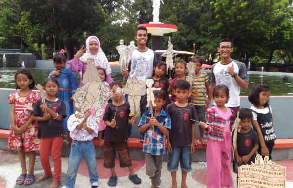 Warrior Semarang Mendorong Walikota Melarang Iklan dan Promosi Rokok
