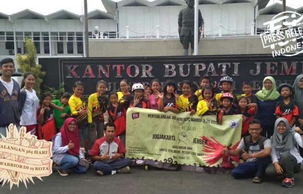 Warrior FCTC Kota Jember Mendorong Harga Rokok Mahal Agar Tidak Terjangkau Anak-anak
