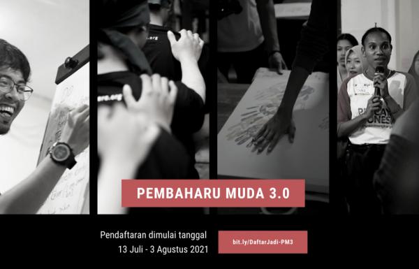 Training Pembaharu Muda 3.0
